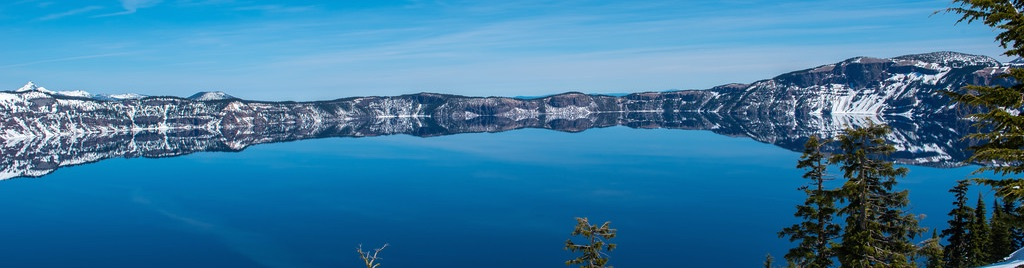 Crater Lake and South Oregon